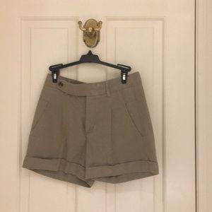 Vince linen shorts